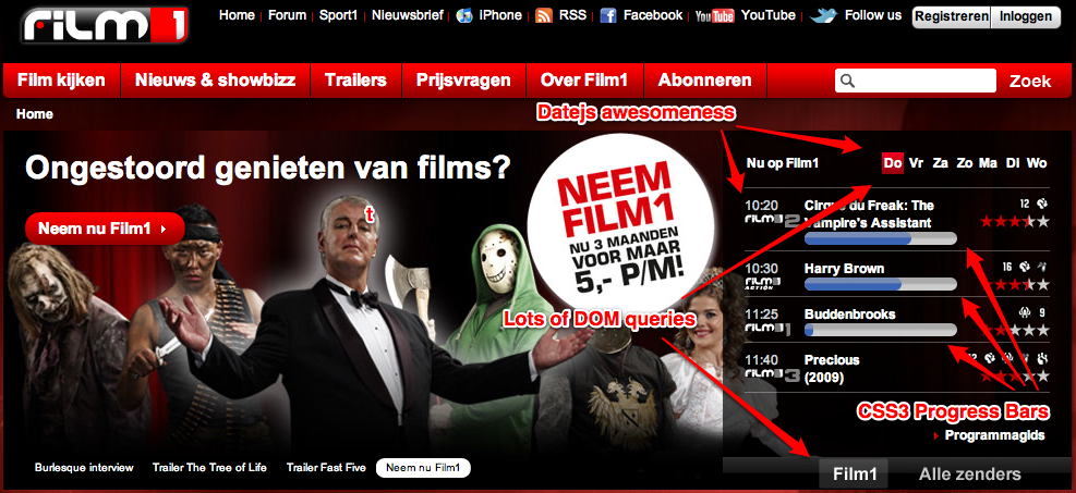 Annotated Film1.nl